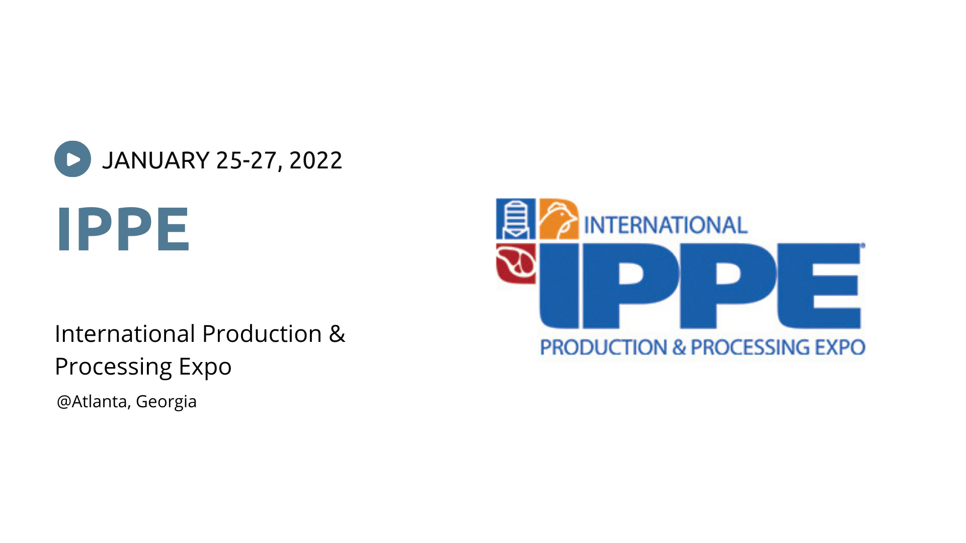 IPPE 2022